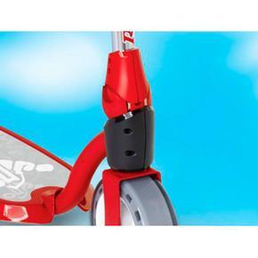 Rojo Flyer Radio Rider Patinete Ez NnOX0P8wk