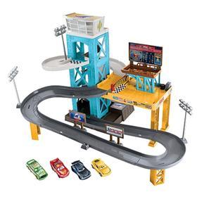 Cars – Garaje Motorizado Copa Pistón