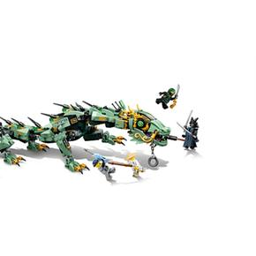 Ninja Del Ninjago Dragón Mecánico Lego Verde I7gvbyYfm6