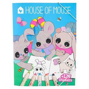 House Of Mouse – Cuaderno Para Colorear