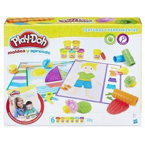 Play-doh – Aprendo Texturas Y Colores