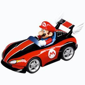 Circuito Kart Con 3 Coches Digital Wii Mario Carrera jR4A5L