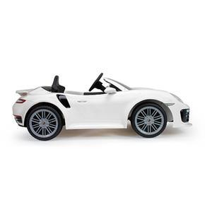 Rc 6v Turbo Porche Blanco 911 6gIb7Yvfy