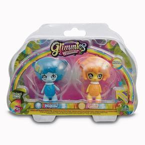 Modelos Blíster Glimmies Blíster Figurasvarios Glimmies 2 USpMVz