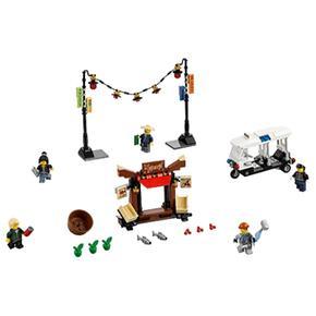Ninjago 70607 Lego Persecución De Ciudad En UzpVMS