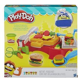 Play-doh – Barbacoa