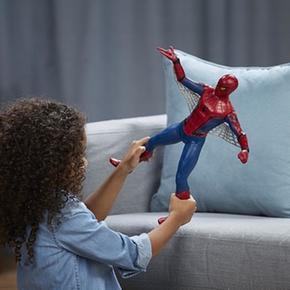 Figura Spider man Figura man Interactiva man Spider Spider Figura Spider Interactiva Interactiva L35j4ARq