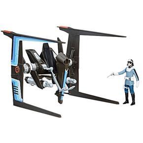 Star Wars – Canto Bight Police Speeder – Vehículo Clase B 9 Cm