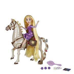 Rapunzel – Rapunzel Y El Caballo Maximus