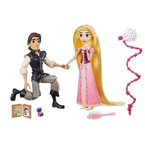Rapunzel – Propuesta Real – Pack 2 Figuras Enredados