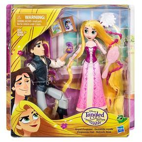 Pack 2 Rapunzel Figuras Enredados Real Propuesta PukOZTXi