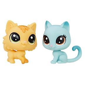 Littlest Petshop – Fluffy Y Kitty