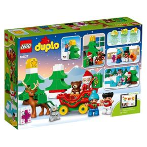 Lego Duplo Trineo De Noel 10837 Papá YIfyvb76g