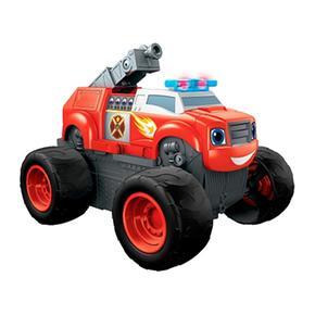 Fisher Price – Blaze Camión De Bomberos Turbotransformación – Blaze Y Los Monster Machines