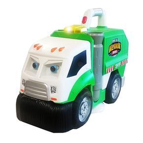 Súper Camión De Basura Dusty