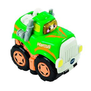 Monster Truck Marcus Bólidos Acrobacias Vtech De Tut Circuito Con cT13FulKJ