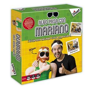 - Algo Pasa Con Mariano Diset