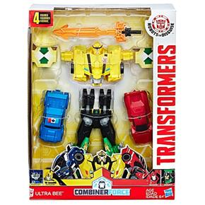 Ultra Transformers Ultra Force Transformers Bee Combiner FKT1clJ