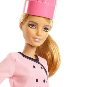 Puedo Pastelera Muñeca Yo Barbie Ser cAjLq54S3R