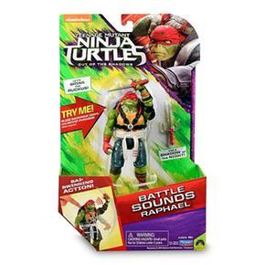 Tortugas Raphael Sonido Ninja Con Figura Deluxe uTPkXiOZ