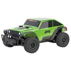 Carrera – Jeep Trailcat 1:18