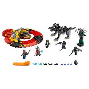 La Asgard Lego Héroes Batalla 76084 Definitiva Por Súper 8wk0XnOP