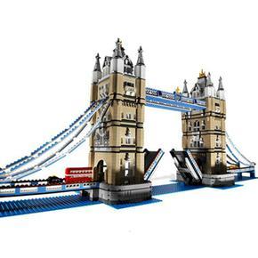 La De Lego Puente Tower Torre Londres Bridge El 9DWIYEH2