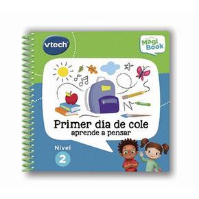 Vtech – Libro Primer Dia De Cole Magibook