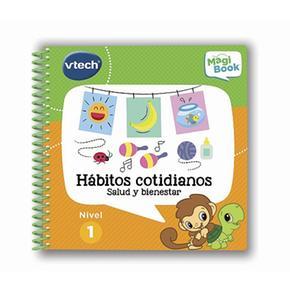 Vtech – Libro Habitos Cotidianos Magibook