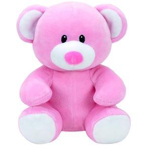 Beanie Boos – Princess El Oso Rosa – Peluche Baby Ty 23 Cm
