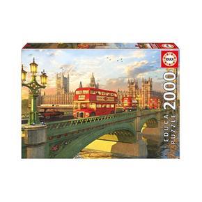 - Puente De Westminster – Puzzle 2000 Piezas Educa Borras
