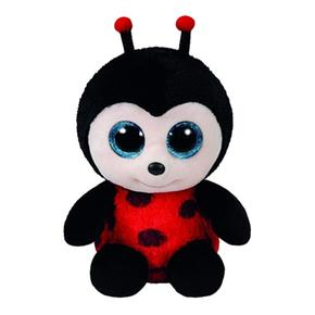 Beanie Boos – Mariquita Izzy – Peluche 15 Cm