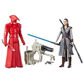 Star Wars – Rey Y Elite Praetorian Guard – Pack 2 Figuras