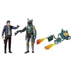 Star Wars – Han Solo Y Boba Fett – Pack 2 Figuras