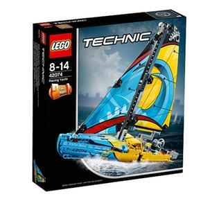 Lego Technic – Barco De Competición – 42074