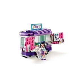 54669 Friends Lego Puesto De Emma Arte EIH2WD9