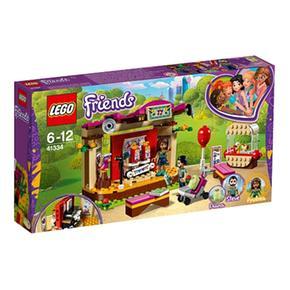 Lego Friends – Actuación En El Parque De Andrea – 41334