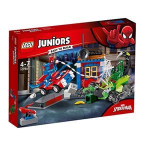 Lego Junior – Spider-man Vs Escorpión: Batalla Callejera -10754