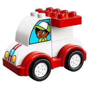 Carreras Primer Duplo Lego De Mi Coche 10860 7ybYf6gv