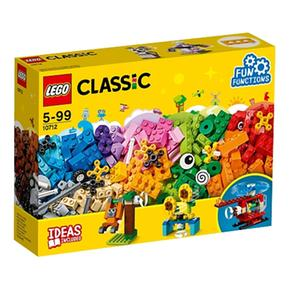 Lego Classic – Ladrillos Y Engranajes – 10712