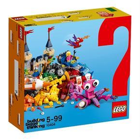 Lego Classic – Fondo Del Océano – 10404
