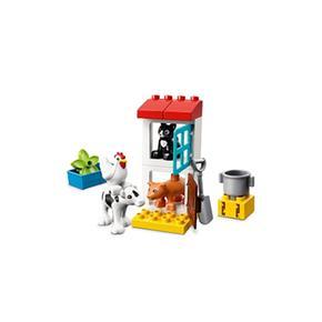 La De Animales Granja Duplo Lego 10870 sQhrdCt