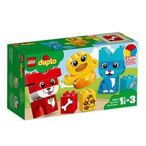 Lego Duplo – Mi Primer Puzle De Mascotas – 10858