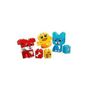 Mascotas Duplo Lego Mi Puzle Primer 10858 De 9E2HWbeIYD