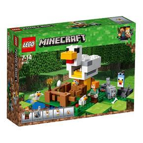 Lego Minecraft – El Gallinero – 21140