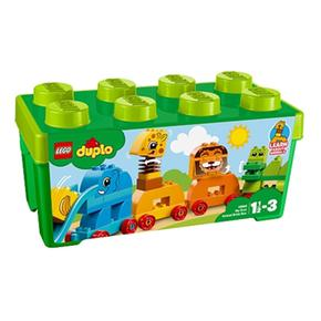 Lego Duplo – Caja De Ladrillos Mis Primeros Animales – 10863