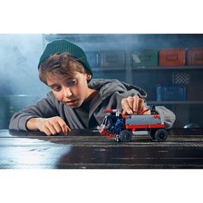 Lego Technic Technic Portacontenedores Lego 42084 Camión CxoerdWEBQ