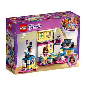 Lego Friends – Dormitorio De Olivia – 41329