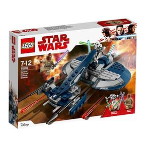 Lego Star Wars – Speeder De Combate Del General Grievous – 75199