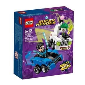 Lego Super Heroes – Mighty Micros Nightwing Vs The Joker – 76093